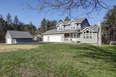 Wausau Single Family Home For Sale: 150398 Crimson Road