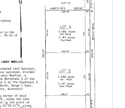 Medford Residential Lots & Land For Sale: Lot #4 Oriole Drive