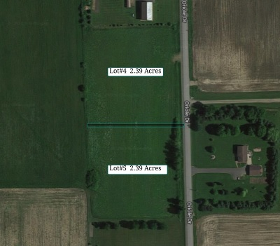 Medford Residential Lots & Land For Sale: Lot #5 Oriole Drive