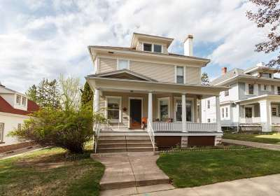 Wausau WI Single Family Home Active - With Offer: $159,900