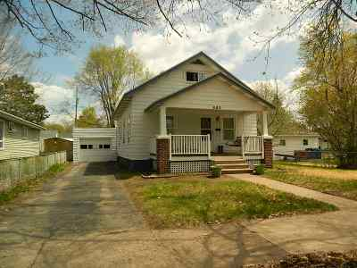 Wausau Single Family Home Active - With Offer: 805 N 8th Avenue