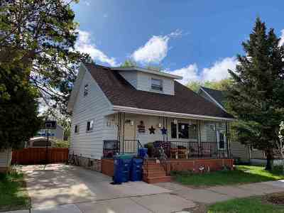 Wausau Single Family Home Active - With Offer: 1713 N 2nd Street