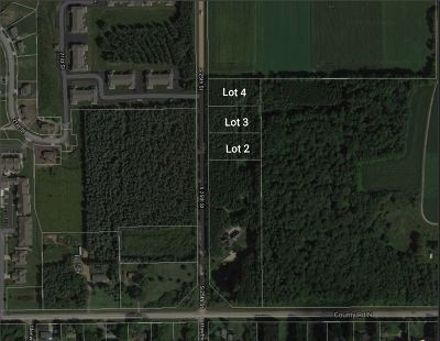 Residential Lots & Land For Sale: 0-2 S 25th Street