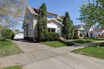Wausau WI Single Family Home For Sale: $104,900