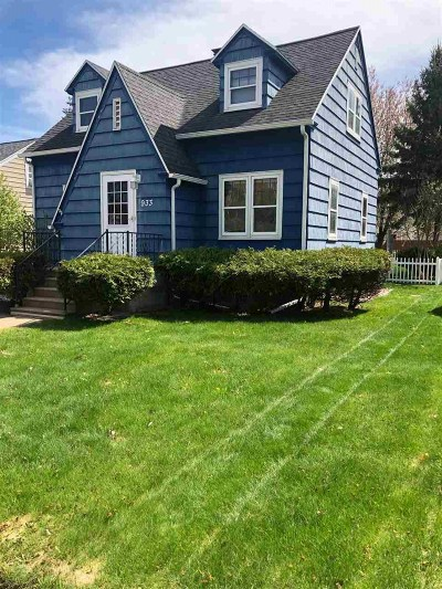 Wausau WI Single Family Home For Sale: $112,000
