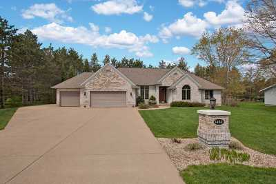 Stevens Point Single Family Home Active - With Offer: 1430 Somerset Drive