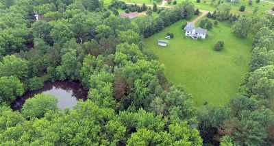 Merrill Single Family Home For Sale: N1857 Trillium Lane