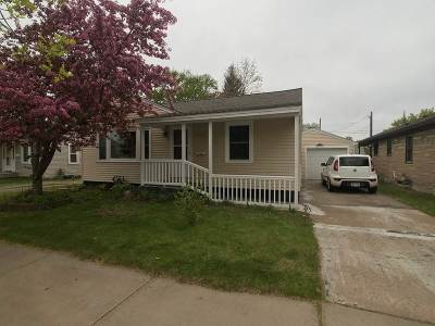 Wausau WI Single Family Home For Sale: $129,900