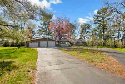 Wisconsin Rapids Single Family Home Active - With Offer: 1760 Riverwood Lane