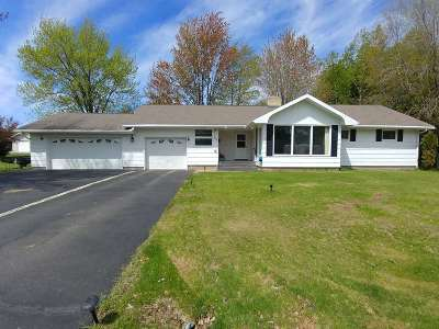 Wausau WI Single Family Home For Sale: $152,000