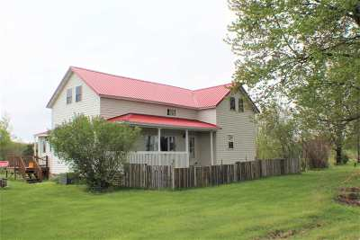 Mosinee Single Family Home Active-Bump: 173 Old Highway 51
