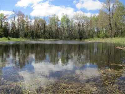 Medford Residential Lots & Land For Sale: W3921 Klinger Lane