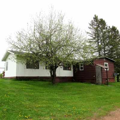Merrill Single Family Home Active - With Offer: N2707 Tesch Road