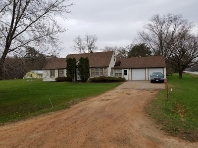 Rudolph Single Family Home For Sale: 5204 Reddin Road