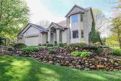 Stevens Point  Single Family Home Active - With Offer: 6859 Old Highway 18