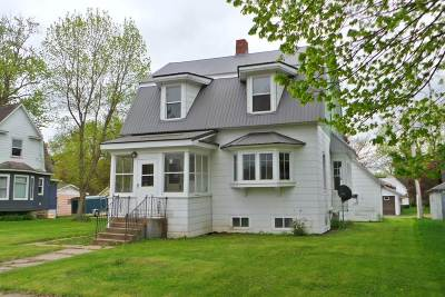 Owen Single Family Home Back On Market-Fall Thru: 219 E 4th Street