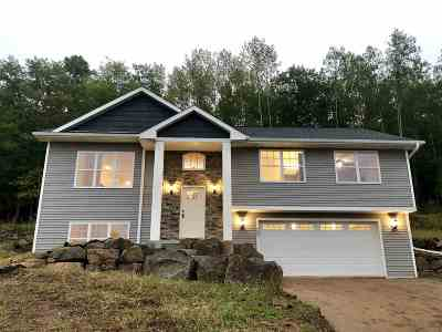 Wausau Single Family Home For Sale: 209 S 66th Avenue