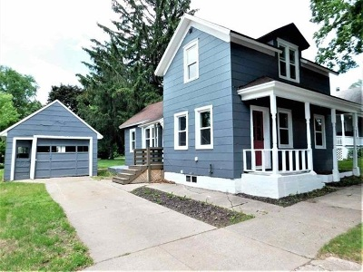 Wausau Single Family Home Active - With Offer: 812 Humboldt Avenue