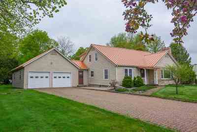Medford WI Single Family Home Active - With Offer: $179,900