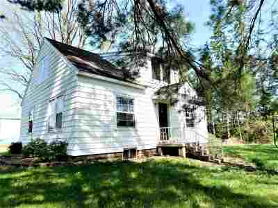 Merrill Single Family Home For Sale: 245728 County Road W