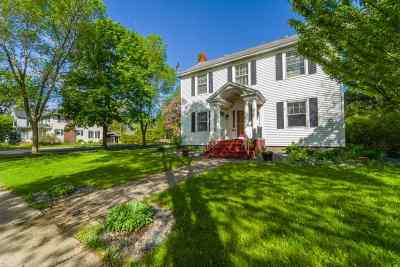 Mosinee Single Family Home For Sale: 213 Water Street