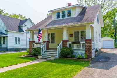 Wausau Single Family Home Active - With Offer: 1234 S 8th Avenue