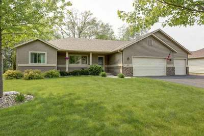Wausau Single Family Home For Sale: 312 S 68th Avenue