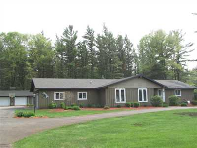 Wisconsin Rapids Single Family Home Active - With Offer: 3930 Alpine Way