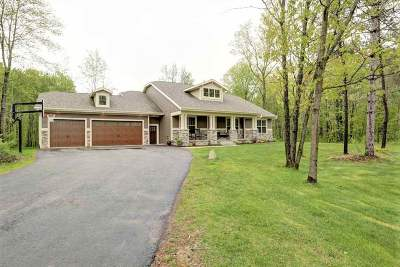 Wausau Single Family Home For Sale: 218703 Timber River Trail