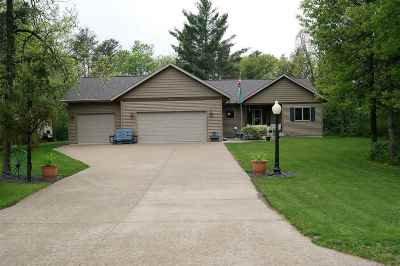 Wisconsin Rapids Single Family Home Active - With Offer: 3920 Ben Franklin Drive