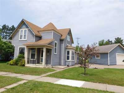 Merrill Single Family Home Active - With Offer: 501 Wisconsin Street