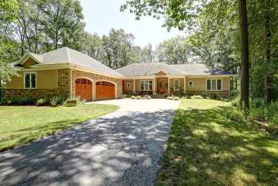 Weston Single Family Home For Sale: 6401 Riverbend Road