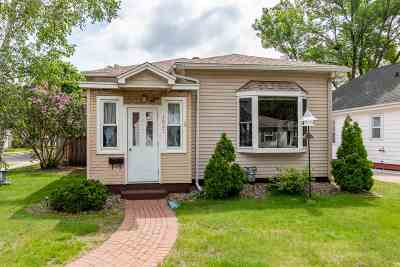 Wausau WI Single Family Home Active - With Offer: $107,900