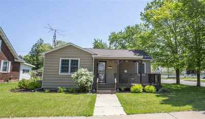 Mosinee Single Family Home Active - With Offer: 714 8th Street