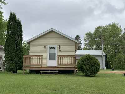 Almond Single Family Home Active - With Offer: 134 Main Street