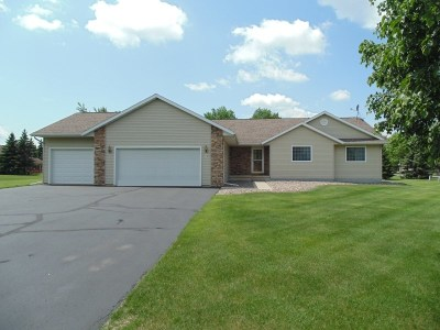 Stevens Point Single Family Home Active - With Offer: 708 Amber Avenue