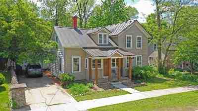 Amherst Single Family Home For Sale: 321 Mill Street