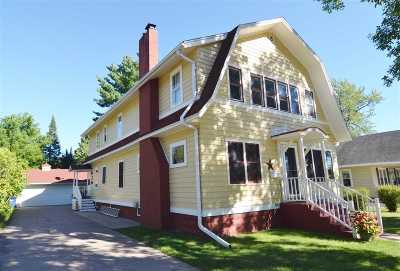 Wausau WI Multi Family Home For Sale: $199,000