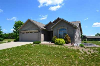 Wisconsin Rapids Single Family Home For Sale: 4111 S 14th Place
