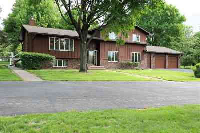 Wausau WI Single Family Home For Sale: $293,000
