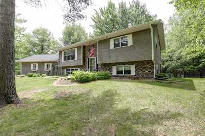 Wausau WI Single Family Home For Sale: $224,900