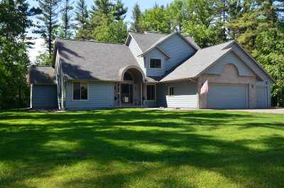 Wisconsin Rapids Single Family Home Active - With Offer: 3410 Shady Forest Lane