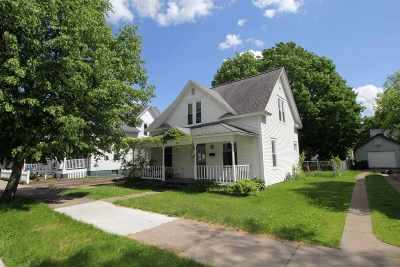 Wausau WI Single Family Home For Sale: $79,900