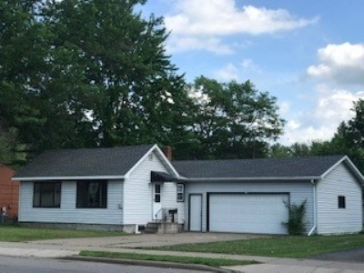 Mosinee Single Family Home For Sale: 812 Western Avenue