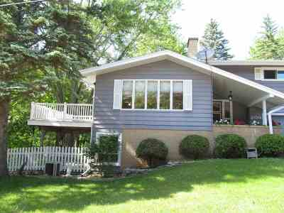 Wausau Single Family Home For Sale: 206 Lucille Street