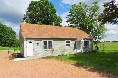 Medford Single Family Home For Sale: N4258 State Highway 13