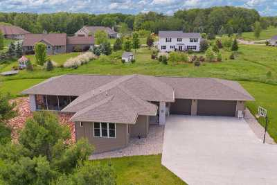 Stevens Point  Single Family Home For Sale: 2425 Osprey Retreat