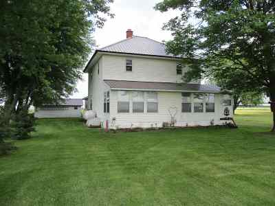 Athens Single Family Home Active - With Offer: 112362 Township Road