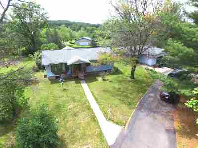 Mosinee Single Family Home Active - With Offer: 208610 Beans Eddy Road