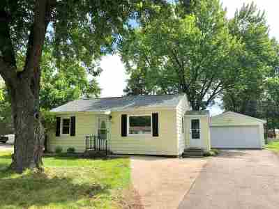 Wausau Single Family Home Active - With Offer: 3733 Carl Street